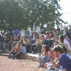 Se festejó la llegada de la primavera y se celebró el Día del Estudiante