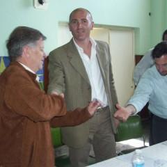 Fue firmada la adjudicación para la obra de gas en Salazar