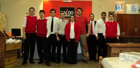 Naldo Lombardi inaugura en Daireaux