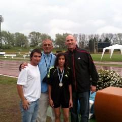 Juegos BA2010: Medalla de Plata para Betiana Hernández