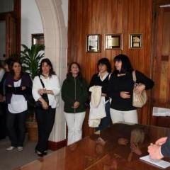 El Intendente Hernando entregó subsidios por 60 mil pesos