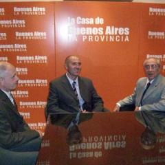 Hernando realizó importantes gestiones en Buenos Aires