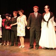 El Taller de Teatro Integrado se presenta este fin de semana