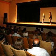 Excelente presentación de Teatro Integrado