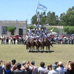 Cerca de 4000 personas marcaron el éxito de la 3ra. Fiesta Regional del Cordero