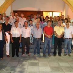 """Se firmó el """"Acuerdo Político, Económico y Social, Daireaux 2020″"""
