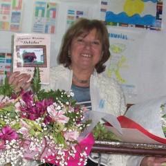 Cecilia Guillen estará en la Feria Internacional del Libro