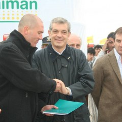 Abrió sus puertas la muestra más importante de la región: Expo-Daireaux 2011