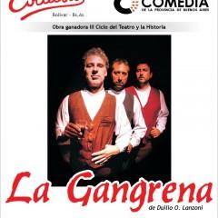 Teatro en la Sala San Martín con el grupo Artecon
