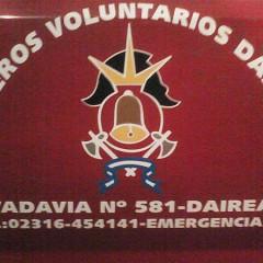 INFORME DE PRENSA BOMBEROS DAIREAUX