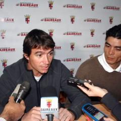 Germán Mattioli presentó la Escuela de Golf