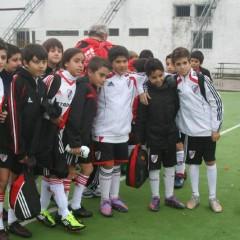 River Plate visitó Daireaux el fin de semana