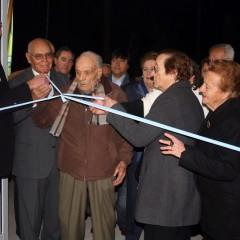 Se inauguró el SUM del Centro de Jubilados y Pensionados de Daireaux