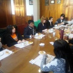 Hernando recibió a jóvenes del Programa de Intercambios del Rotary Club