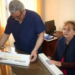 La cooperadora del Hospital recibió nuevo instrumental