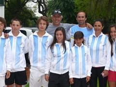 Tres victorias consecutivas para Lourdes Carlé en el Sudamericano