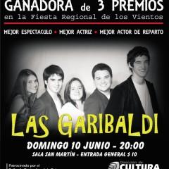 """""""LAS GARIBALDI"""" EN DAIREAUX"""
