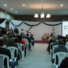 SE RECONOCIÓ A LA ARTISTA PLÁSTICA MARÍA CRISTINA URIARTE