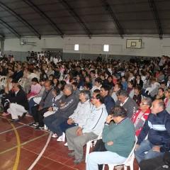 SE LLEVÓ A CABO LA JORNADA INFORMATIVA BRINDADA POR VETERANOS DE MALVINAS