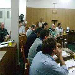 Se aprobó la ordenanza impositiva y presupuesto municipal