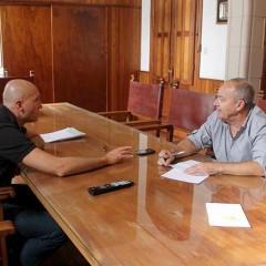 Carlos Rodríguez es el nuevo director de cultura