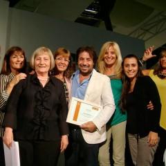 """El Grupo """"Nosotras"""" fue reconocido en Bahía Blanca"""