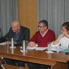 Se abrió el periodo de sesiones ordinarias del HCD con el discurso del Intendente Hernando