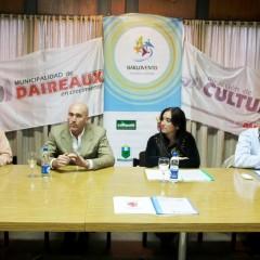 Se presentó el programa cultural Barlovento en Daireaux