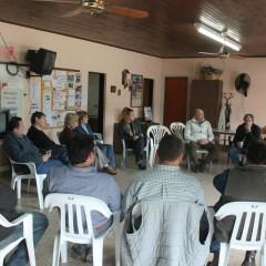Salazar: El presidente de Bagsa anunció el  inicio de la obra de ampliación de la planta de gas