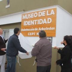 Quedó inaugurada la sala museográfica de Arboledas