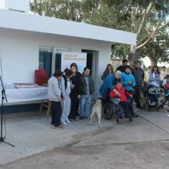Se llevó a cabo la celebración del octavo aniversario de la Escuela de Equinoterapia