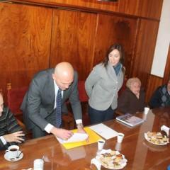 Se firmó un importante convenio entre el Gobierno de la Ciudad de Buenos aires y el Municipio de Daireaux