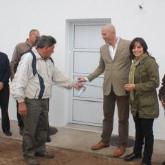 Se entregaron las primeras 8 viviendas del plan municipal