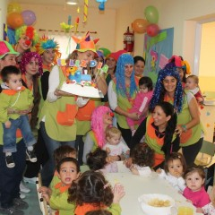 El Jardín Maternal cumple 7 años