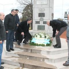 Se llevó a cabo el acto por los 104 años de la autonomía del distrito de Daireaux
