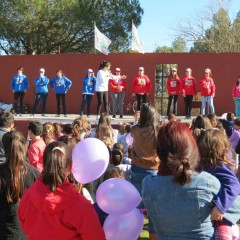 Se festejó el Día del Niño en Salazar