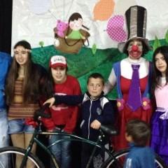 La Larga festejó el Día del Niño
