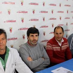 Conferencia de prensa acerca de prevención de la triquinosis