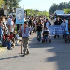 Se cerró el Septiembre Cultural con el desfile cívico institucional