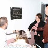 Reinauguraron la sede del Club Guglieri