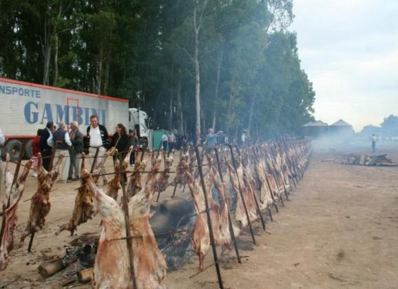 Se postergó para mañana lunes la Fiesta del Cordero en Arboledas