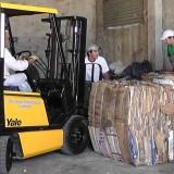 Daireaux Recycla: en un año de funcionamiento se  recuperaron más de 100 toneladas de material
