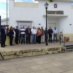 Se realizó el acto central por el 103 ° aniversario de la localidad de Salazar