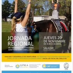 Jornada Regional de Equinoterapia