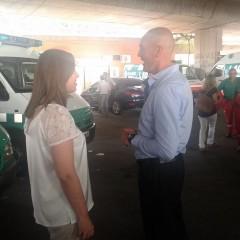 Daireaux recibió una ambulancia de parte del gobierno porteño