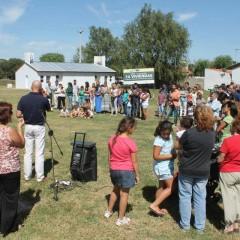 Día histórico para Salazar: se entregaron las 14 viviendas