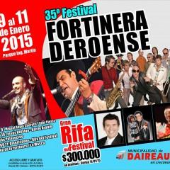 Cuenta regresiva para el inicio de la Fortinera Deroense 2015